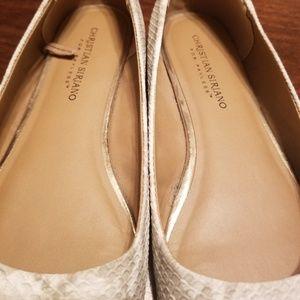 Shoes - Cristian Sariano flats